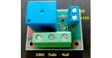 Automatische Signaleinschaltung - Standby -