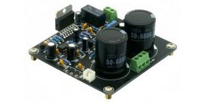 100W-Monoendstufe mit TDA7294 + Netzteil