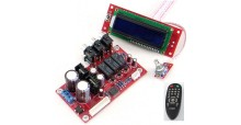 High-End Preamp-Modul mit PGA2311 (mit Display)